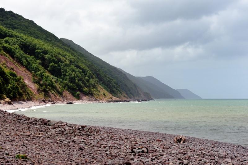losse stenen of ruime zee